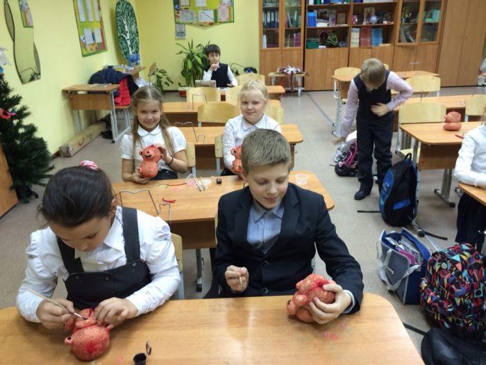 Проведение мастер классов для детей